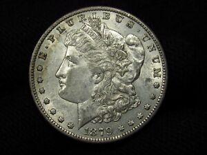 1879-O Morgan Silver Dollar NICE XF+/AU