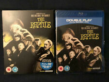 THE REPTILE (1965) Hammer Horror (UK Region B Blu-ray & DVD) NEW with slipcover