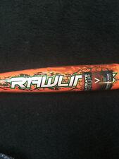 "Rawlings Raptor Official T-Ball Tbrp13 2 1/4 Barrel Bpf 1.15 -13 25"" 12 Oz New"