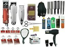 Barber Cosmetology School Professional Hairstylist Kit Oster Andis Wahl SALE