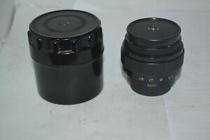Jupiter-9 2/85 m = 42 -portable lens for the Zenit camera, Pentax