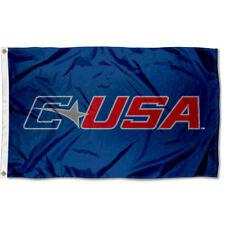 Conference USA Logo Flag 3x5 Large Banner