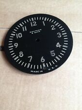 Military WW2 Sherman tank clock parts