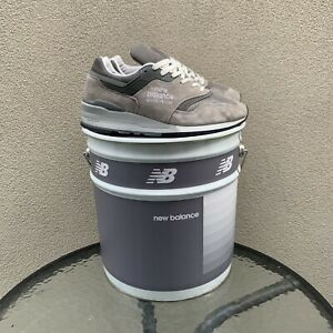 New Balance 997 Grey US9 M997GD1 Day USA Special Package 992 990 1500 Kith Aime