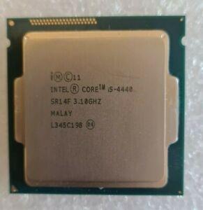 CPU Intel Core i5-4440 3.1GHz  Processor 6M Cache