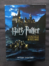Harry Potter - The Complete Collection, 8 Filme DVD