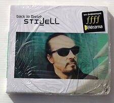 ALAN STIVELL . BACK TO BREIZH . CD DIGIPACK NEUF