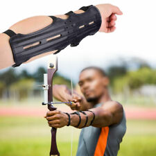 Archery Armguard Arm Guard Band Protector Safe Strap Gear Hunting Accessories