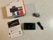 Sony Cyber-shot ZV-1 20.1MP Compact Digital Vlog Camera (Black)