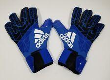 Adidas Mens Soccer Ace Trans Pro Goalie Gloves AZ3691 Blue Size 12