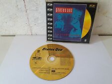 Status Quo: Ain't Complaining - Complete Video CD - Philips CDI