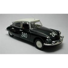 CITROEN DS 19 N.240 MILLE MIGLIA 1957 ROZE-DUBESSAY 1:43 Rio Auto Competizione