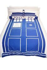 OFFICIAL DR DOCTOR WHO TARDIS KING SIZE BEDDING BED DUVET COVER SET BNWT