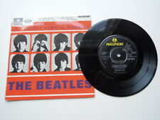 THE BEATLES ORIGINAL EP EXTRACTS FROM ' A HARD DAYS NIGHT ' SUPERB EX !