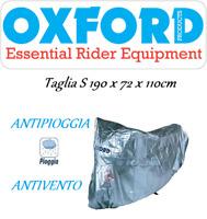 CC100 Oxford Cubierta para Moto Acquatex Impermeable TG S Yamaha Jog 50
