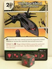 Dice Masters - 1x #076 The Blackbird Under the Radar-X-Men First Class