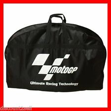 MOTOGP LEATHERS SUIT COVER MOTOR BIKE CYCLE CLOTHING CARRIER HOLIDAY TRACKDA