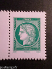 FRANCE, 2014, timbres LETTRE VERTE 3 ANS, type CERES, neuf** MNH STAMP