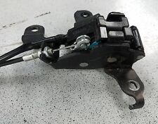 05-08 Toyota Tacoma extended cab right rear upper latch with cable 69350-04010