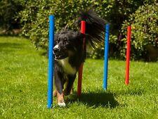 Agility Gioco Slalom AGILITY DOG per cane 12 paletti