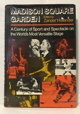 Zander HOLLANDER / Madison Square Garden Century of Sport and Spectacle 1st 1973