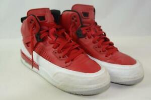 Nike Air Jordan Spizike Red & White 317321-603 Size 7Y Pre-Owned