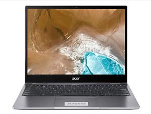 "Acer Chromebook Spin 713 CP713-2W-3311 13.5"" 2K Touch-Screen i3-1011U 4GB 64GB"