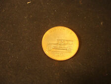 "1919 Winston Six Franklin Mint Antique Car Bronze Coin 1"" x 1"""