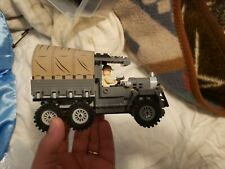 LEGO Indiana Jones Race for the Stolen Treasure (7622) Truck ONLY with Minifigur