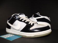 2013 Nike Dunk Low Pro SB BLACK WHITE ICE BLUE CONCORD PURPLE 304292-043 5