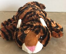 TIGER Plush Hand Puppet CALTOY Soft Toy Kids Pretend Play Drama Puppet Show