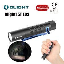 Olight I5T EOS 300 Lumens Dual-Output Slim EDC Flashlight for Camping Hiking