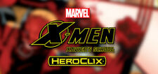 Heroclix X-MEN XAVIER'S SCHOOL Full CUR 1-48 SET 001-048 w/ all 3 Cuckoos