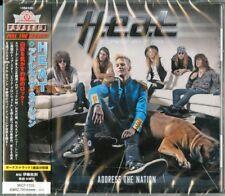 H.E.A.T-ADRESS THE NATION-JAPAN CD BONUS TRACK F75
