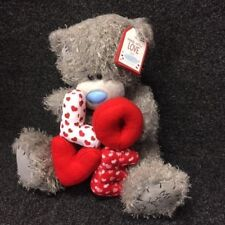"""Me To You Tatty Teddy 10"""" Love Heart Letters Bear Gift VPX01002"""