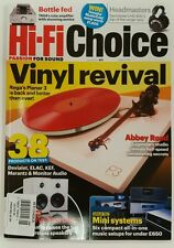 Hi Fi Choice Vinyl Revival Abbey Road Products on Test Jun 2016 FREE SHIPPING JB