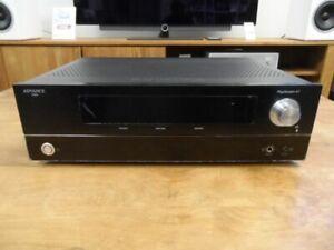 Advance Paris Playstream A7 Schwarz - All in One System / 180 Watt / VU-Meter