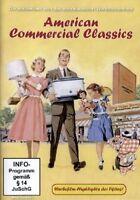 American Commercial Classics - Werbefilme der 50er Jahre DVD NEU + OVP!