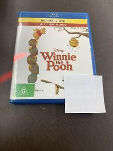 Disney Winnie the Pooh Blu-Ray AUS Region Free