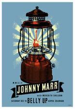 Scrojo Johnny Marr Meredith Sheldon Belly Up Aspen CO 2014 Poster Marr_1411