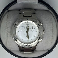 TAG Heuer Stainless Steel Case Quartz (Automatic) Watches