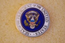 US USA Seal of President Patriotic Hat Lapel Pin