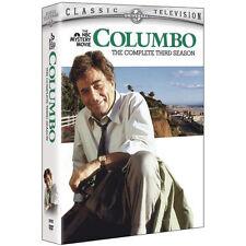 ** Columbo - The Complete Third Season (DVD) - Peter Falk - New - Free Shipping!
