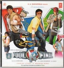 (BK144) Himesh Reshammiya, Fool N Final - 2007 CD
