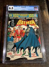 Batman Comic #238 CGC 6.5 ⭐️Classic Neal Adams Cover⭐️100 Pages