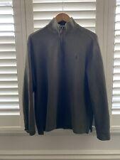 Polo Ralph Lauren - Quarter 1/4 Zip Jumper - Medium