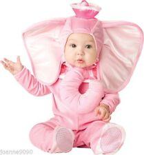 Disfraces de bebé color principal rosa de bebé