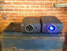 Sanyo PLV-80L HD Pro Wide Multiverse Projector With Mounting Bracket