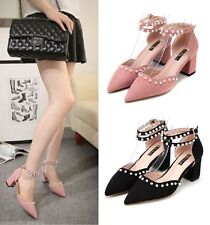 Unbranded Casual Pumps, Classics Block Heels for Women