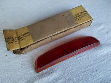 NOS Kaiser Frazer Tail Lamp Lens KATSF Taillight Glass Red KF K-F MINT MIB